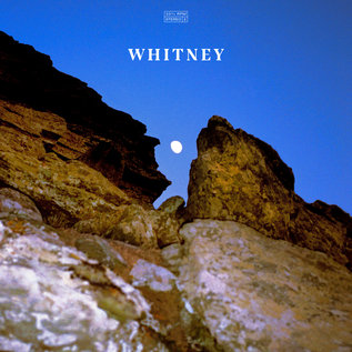 Whitney – Candid LP clear blue