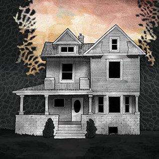 Alison Chesley, Steve Albini, Tim Midyett – Music From The Film Girl On The Third Floor LP blood red clear vinyl