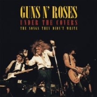 Guns N' Roses ‎– Under The Covers LP clear vinyl