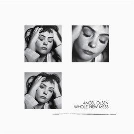 Angel Olsen – Whole New Mess LP clear smoke vinyl