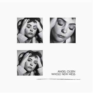 Angel Olsen ‎– Whole New Mess LP clear smoke vinyl