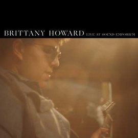 "Brittany Howard – Live at Sound Emporium EP 12"" vinyl"