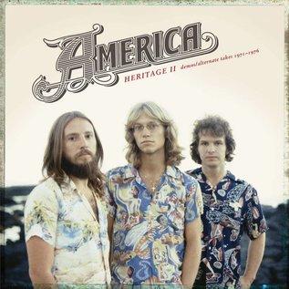 America - Heritage II: Demos/Alternate Takes 1971–1976 LP
