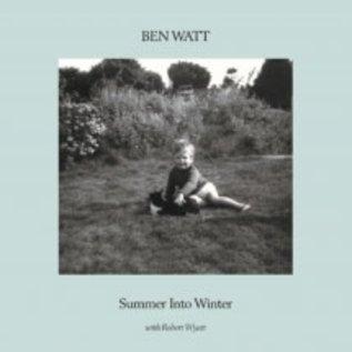 Ben Watt With Robert Wyatt – Summer Into Winter LP turquoise clear vinyl