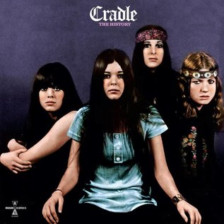 Cradle ‎– The History LP purple vinyl