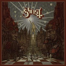 """Ghost – Popestar EP 12"""" vinyl"""