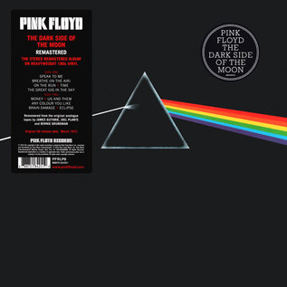 Pink Floyd – The Dark Side Of The Moon LP import