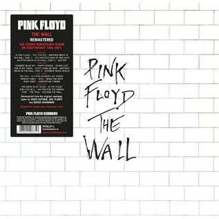 Pink Floyd ‎– The Wall LP import