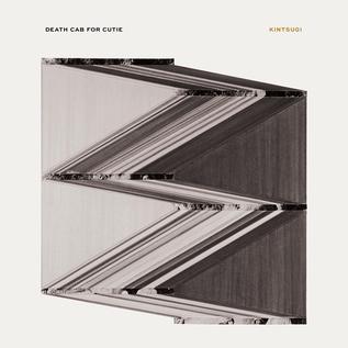 Death Cab For Cutie – Kintsugi LP with cd