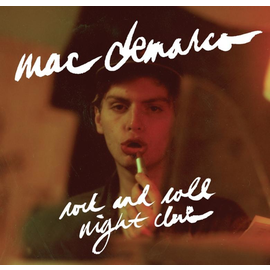 "Mac Demarco ‎– Rock and Roll Night Club EP 12"" vinyl  with download"