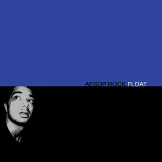 Aesop Rock ‎– Float LP blue vinyl