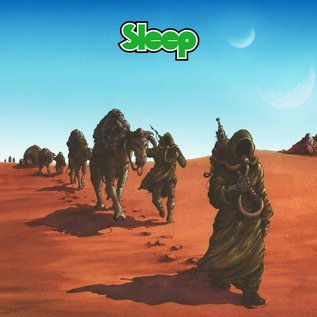 Sleep ‎– Dopesmoker LP green vinyl