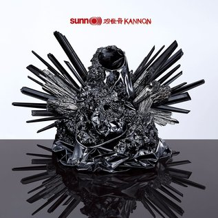 Sunn O))) – 观世音 Kannon LP silver vinyl