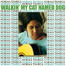 Norma Tanega - Walkin' My Cat Named Dog LP sky blue vinyl
