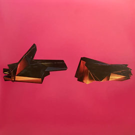 Run the Jewels ‎– Run the Jewels 4 magenta vinyl
