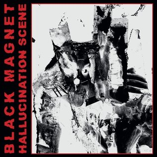 Black Magnet ‎– Hallucination Scene LP