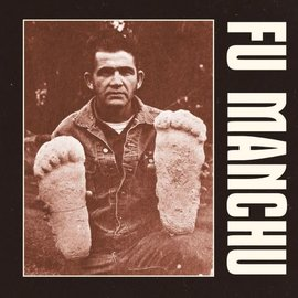 "Fu Manchu – Kept Between Trees 10"" vinyl"
