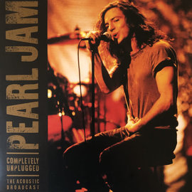 Pearl Jam ‎– Completely Unplugged: The Acoustic Broadcast LP