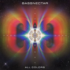 Bassnectar ‎– All Colors LP gold vinyl