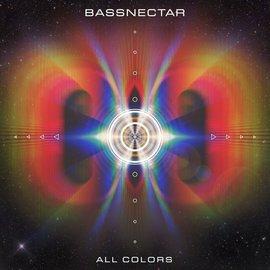 Bassnectar – All Colors LP gold vinyl