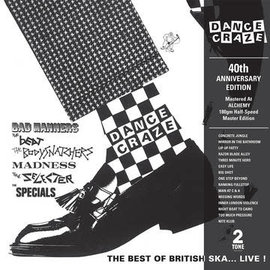 Various ‎– Dance Craze LP
