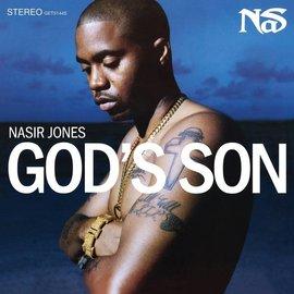 Nasir Jones (Nas) – God's Son LP blue & white swirl vinyl