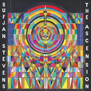 Sufjan Stevens – The Ascension LP clear vinyl