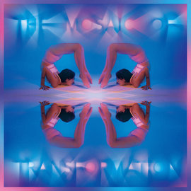 Kaitlyn Aurelia Smith – The Mosaic of Transformation LP clear vinyl