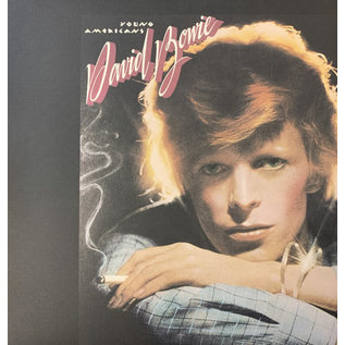 David Bowie – Young Americans LP gold vinyl