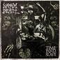 Napalm Death – Time Waits For No Slave LP decibel edition black ice vinyl