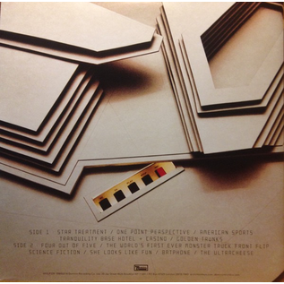 Arctic Monkeys - Tranquility Base Hotel & Casino LP