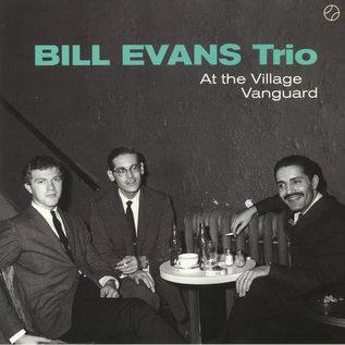 Bill Evans Trio – At The Village Vanguard LP