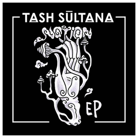 "Tash Sultana – Notion EP 12"" green vinyl"