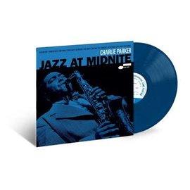 Charlie Parker – Jazz at Midnite LP midnite blue vinyl
