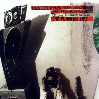 Flaming Lips – Transmissions from the Satellite Heart LP green vinyl