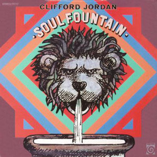 Clifford Jordan ‎– Soul Fountain LP