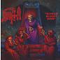 Death – Scream Bloody Gore LP clear vinyl with pinwheels
