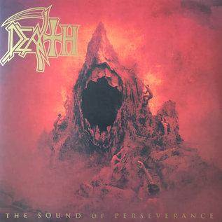 Death – The Sound of Perseverance LP colored vinyl
