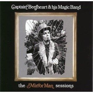 Captain Beefheart & His Magic Band – The Mirror Man Sessions LP clear vinyl