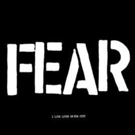 "Fear – I Love Livin In The City EP 12"" vinyl"