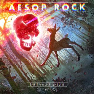 Aesop Rock – Spirit World Field Guide LP ultra clear vinyl