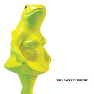 Boris – Amplifier Worship LP
