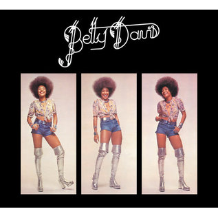 Betty Davis ‎– Betty Davis LP blue vinyl