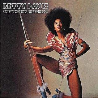 Betty Davis – They Say I'm Different LP red vinyl