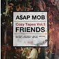 ASAP Mob ‎– Cozy Tapes Vol. 1: Friends transparent vinyl