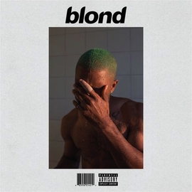 Frank Ocean ‎– Blond LP yellow vinyl