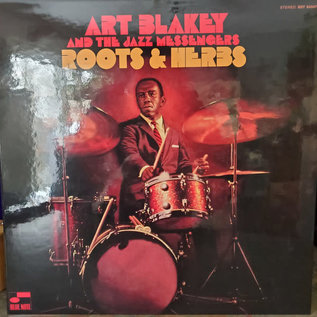 Art Blakey & the Jazz Messengers ‎– Roots & Herbs LP