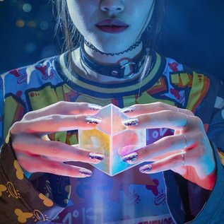 Anamanaguchi ‎– Endless Fantasy LP clear with rainbow splatter