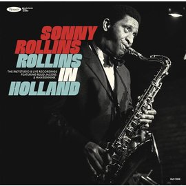 Sonny Rollins – Rollins In Holland: The 1967 Studio & Live Recordings LP