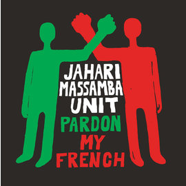 Jahari Massamba Unit (Madlib) ‎– Pardon My French LP colored vinyl